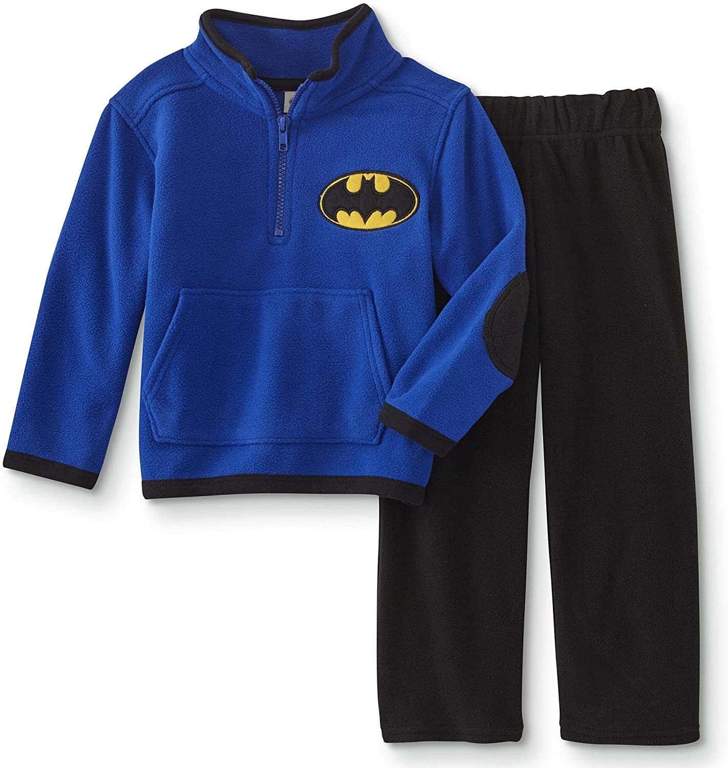 DC Comics Boys' 2 Piece Batman Polar Fleece Set