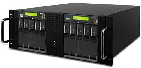 4U Rack Mount Hardware RAID50 with eSATA Host