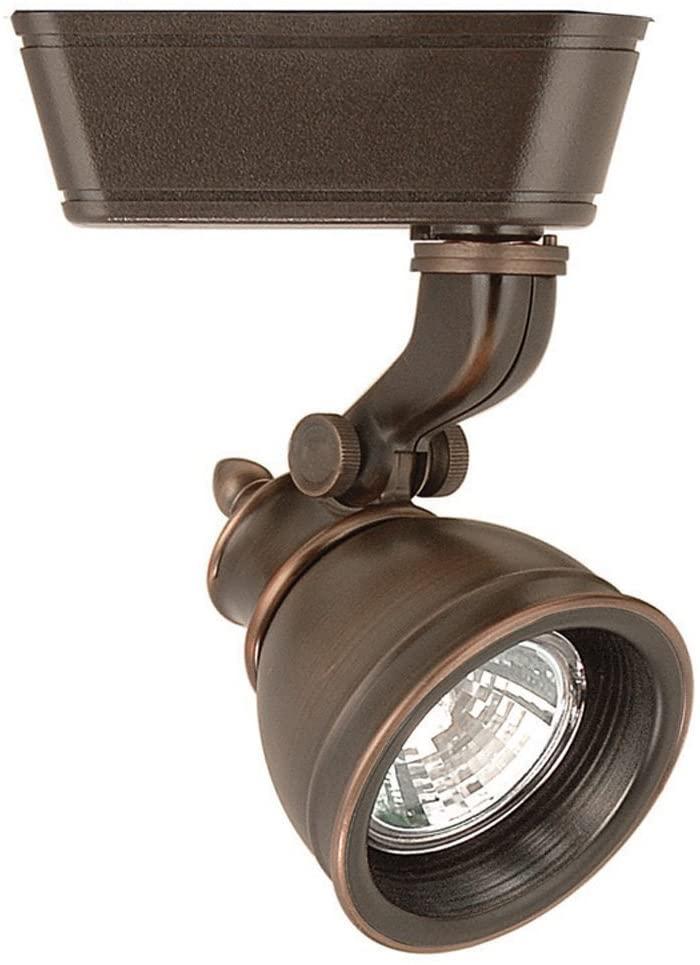 WAC Lighting HHT-874L-AB H Series Low Voltage Track Head, 75W