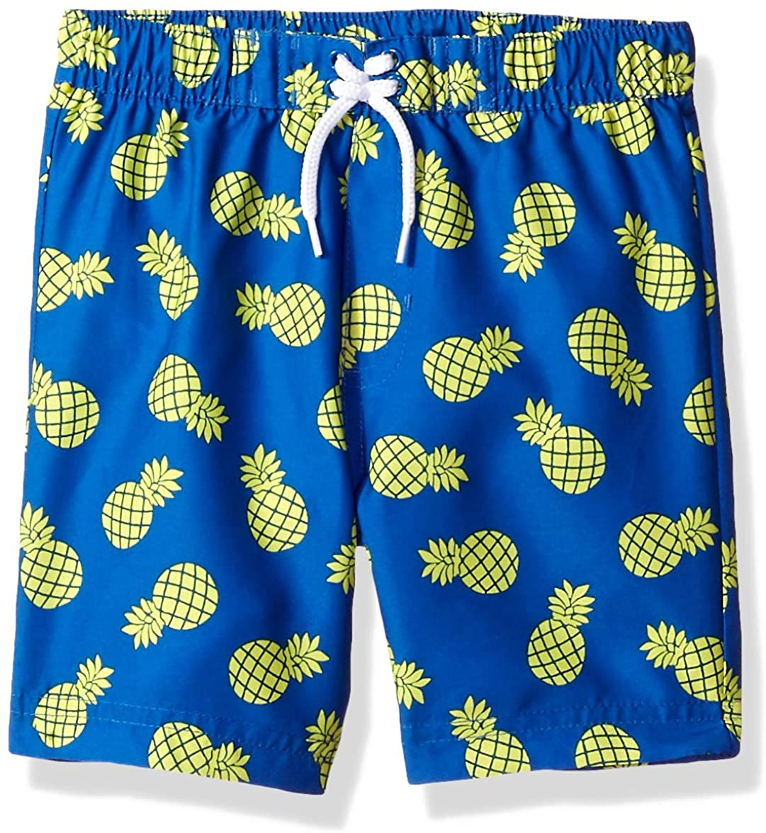 Little Me Children's Apparel Baby and Toddler Boys Swim Trunks