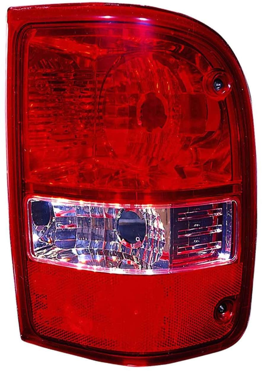DEPO 330-1930R-UC Replacement Passenger Side Tail Light Housing (This product is an aftermarket product. It is not created or sold by the OE car company)