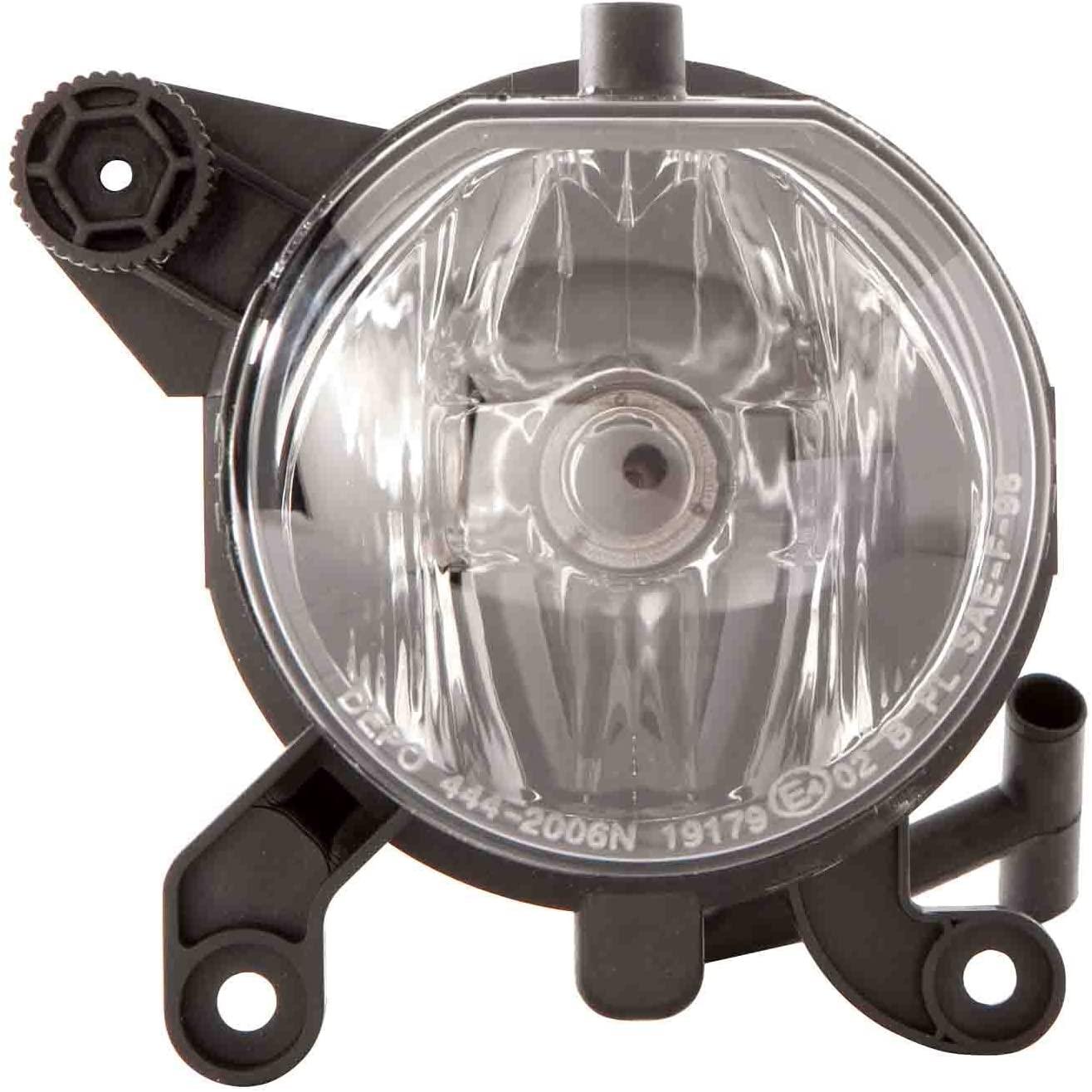 TarosTrade 36-0350-R-2930 Fog Light