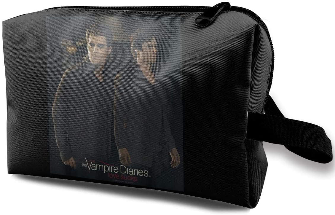 Levoncar Vampire Diaries Brothers Toiletry Travel Cosmetic Bag Wash