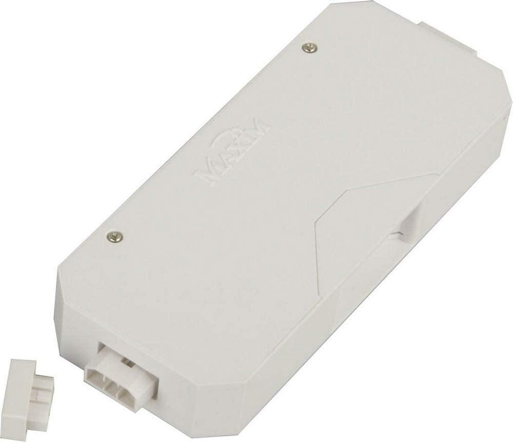 Maxim Lighting 87885WT CounterMax MXInterLink4-5 Inch Direct Wire Box, White Finish