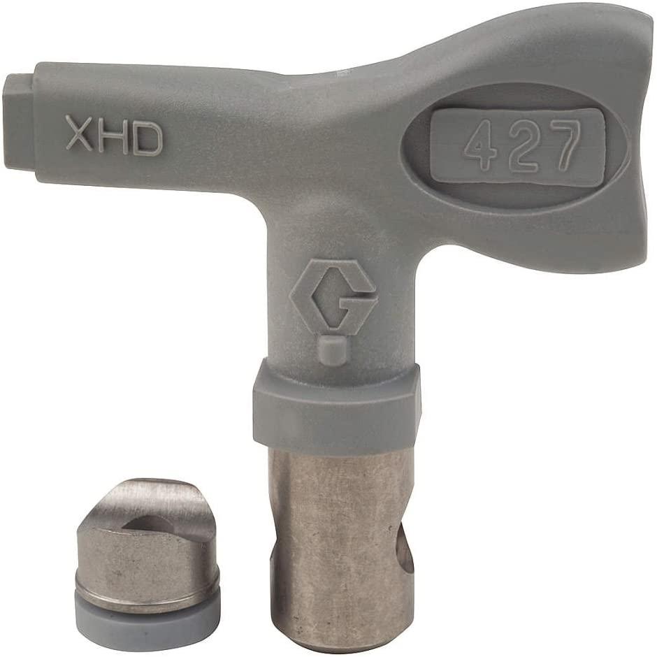 Airless Spray Gun Tip, Tip Size 0.027 In