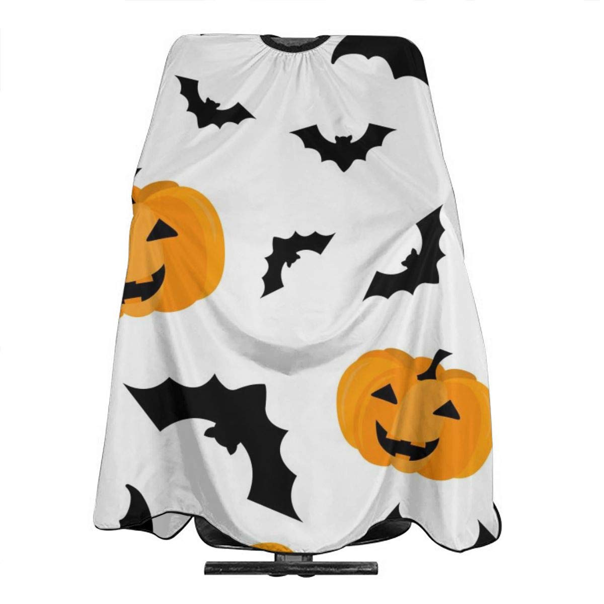 Professional Barber Cape Salon Hair Styling Cutting Haircut Aprons Halloween Pumpkin Bats Capes For Proof Hairdresser Coloring Perming Shampoo Chemical 55