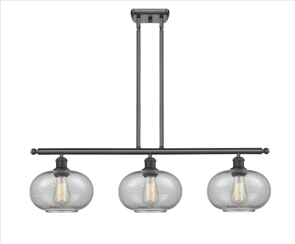 Innovations 516-3I-BK-G247 3 Island Light, Matte Black