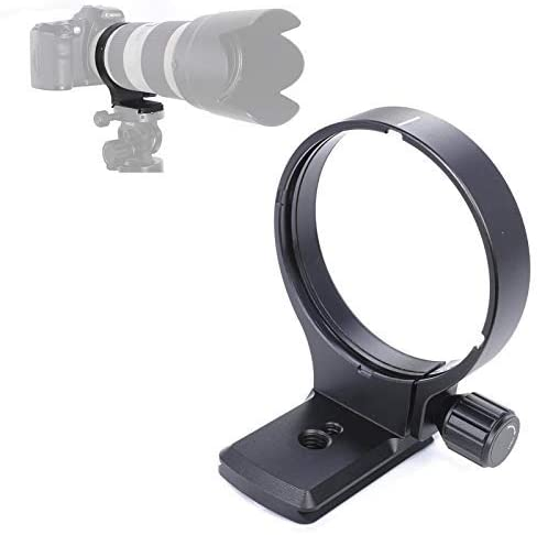 All-Metal Lens Collar Support Tripod Mount Ring for Canon EF 70-200mm f/2.8L USM/is USM/is II USM/III USM Lens, 100-400mm f/4.5-5.6L is USM, 35-350mm f/3.5-5.6L USM, 300mm f/4L is USM Lens