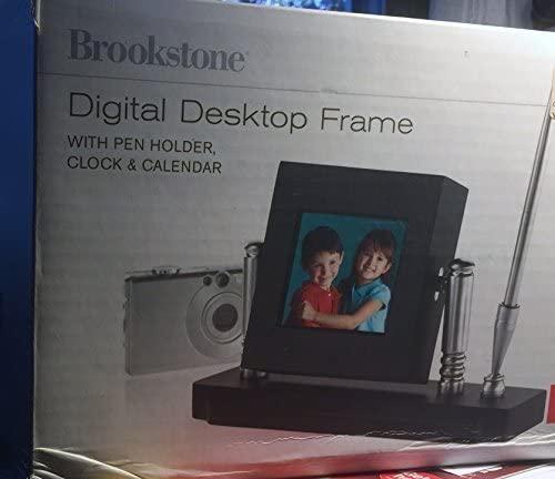 Digital Frame My Life Desk Set