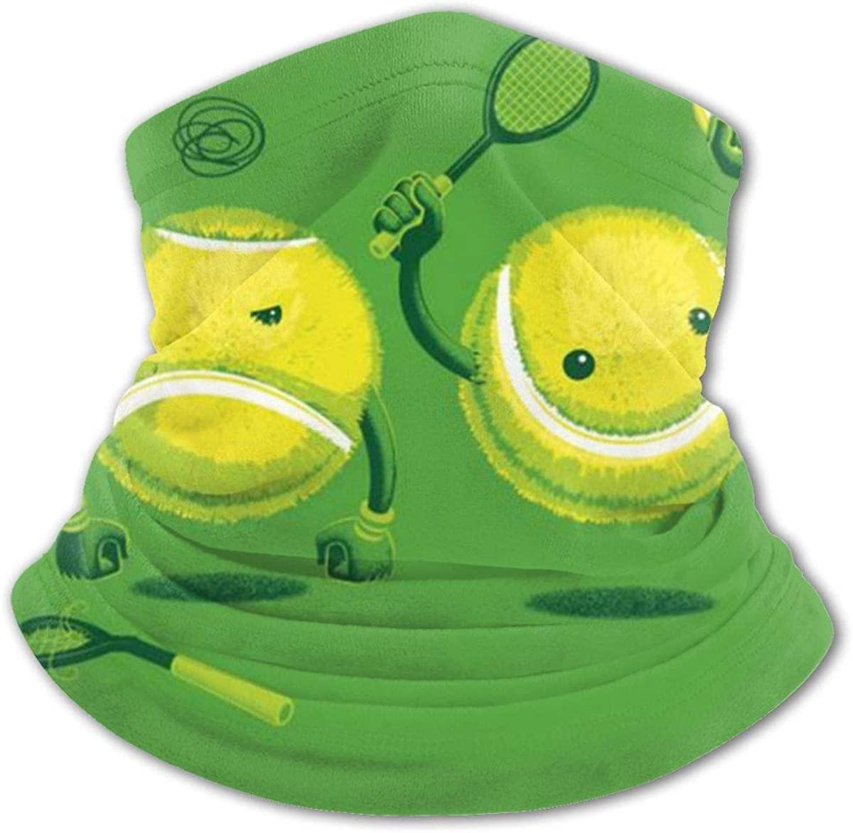 Baseball Ball Headwear For Girls And Boys, Head Wrap, Neck Gaiter, Headband, Tenn Fishing Mask, Magic Scarf, Tube Mask, Face Bandana Mask For Camping Running Cycling