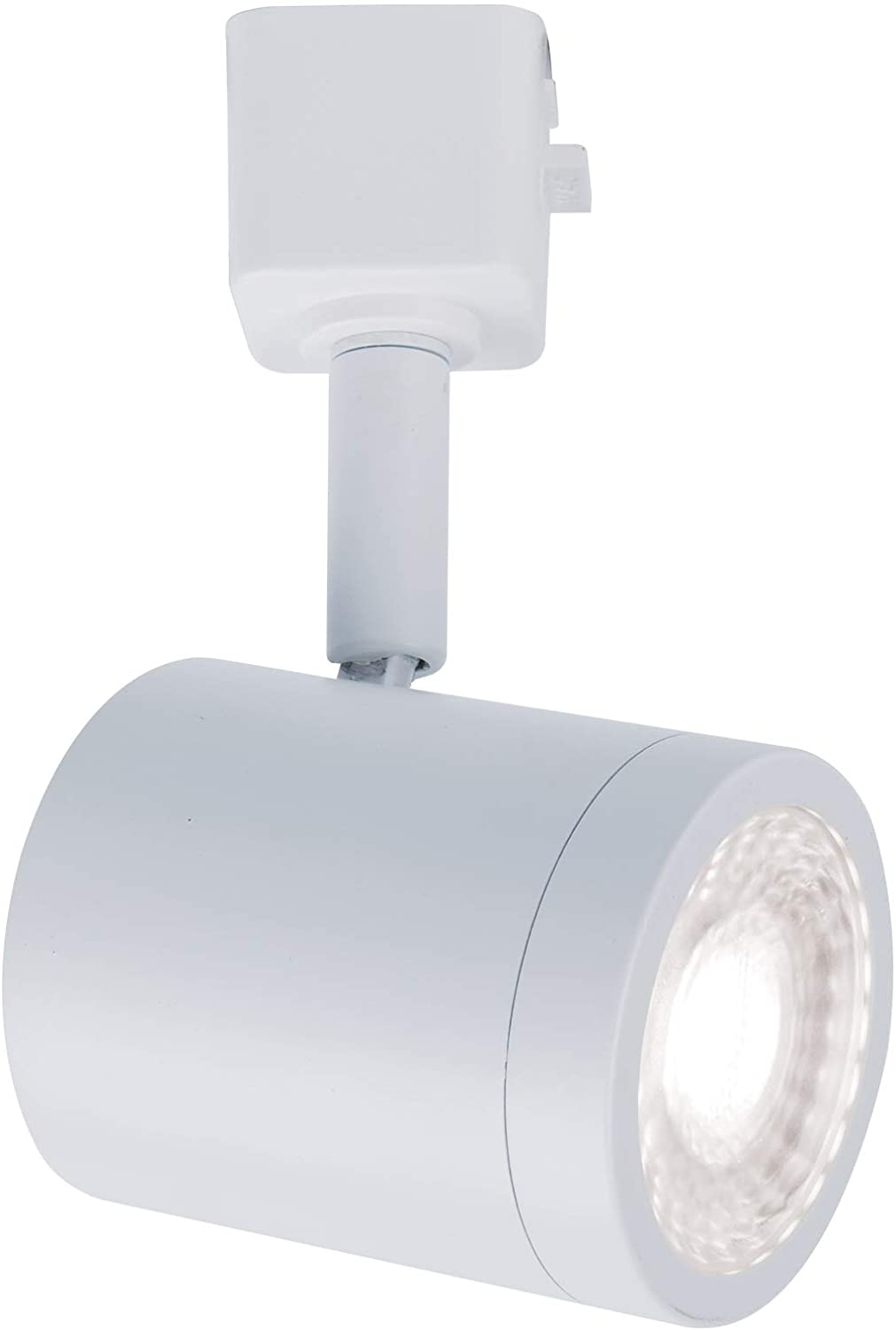 WAC Lighting J-8010-30-WT Charge Head LED Track Fixture, Pack of 1, White