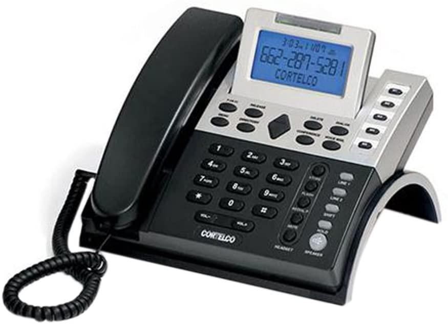 Cortelco Cortelco 122000tp227s 2-Line Cid Business Tel.