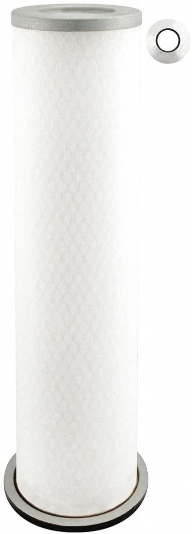 Baldwin Filters Air Filter, 4-3/32 x 15-3/32 in.
