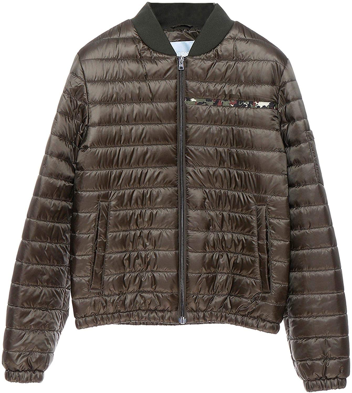 Herno Luxury Fashion Boy GI0034B120207730 Green Polyamide Down Jacket | Spring Summer 20