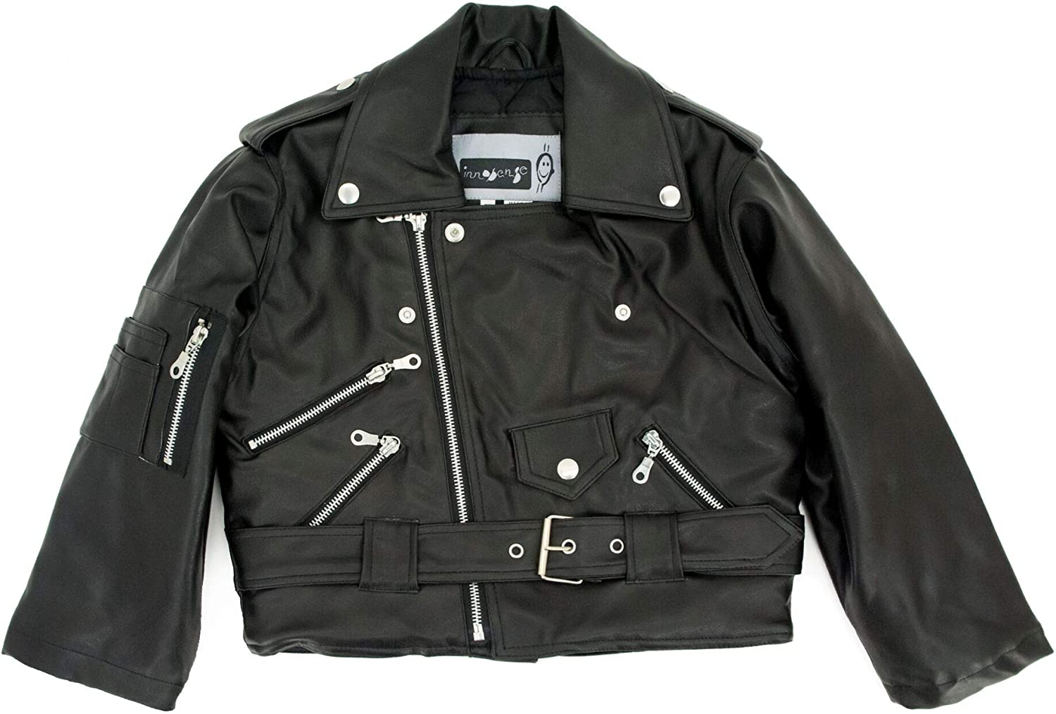 Cameleon Kid's Motorcycle Jacket by Rugged Rare