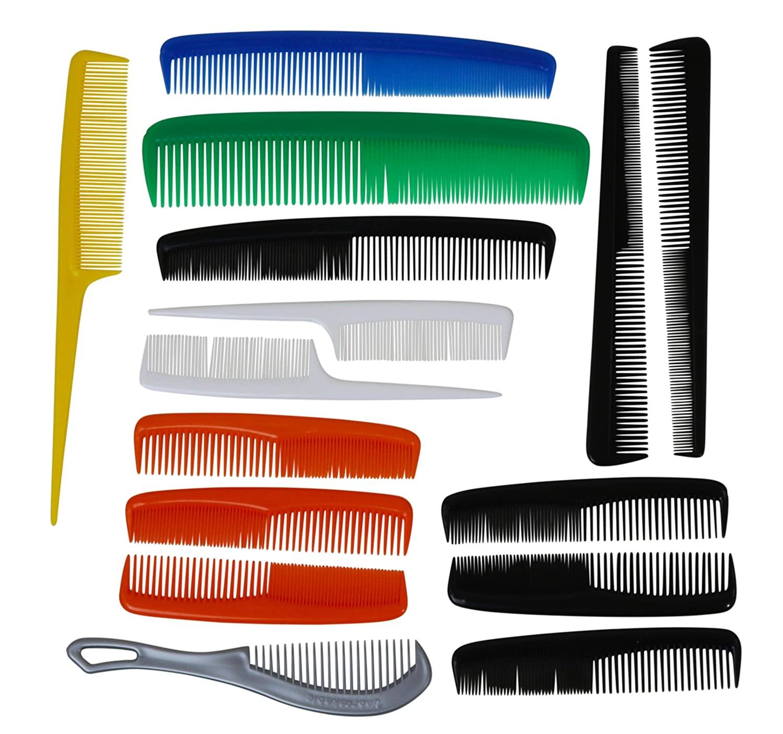 American Comb, FreeStyle 15 Piece Comb Set