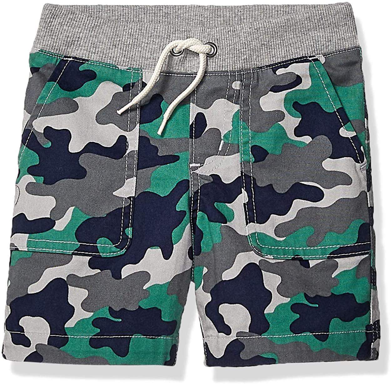 DHgate Brand - Spotted Zebra Boys Pull-On Shorts