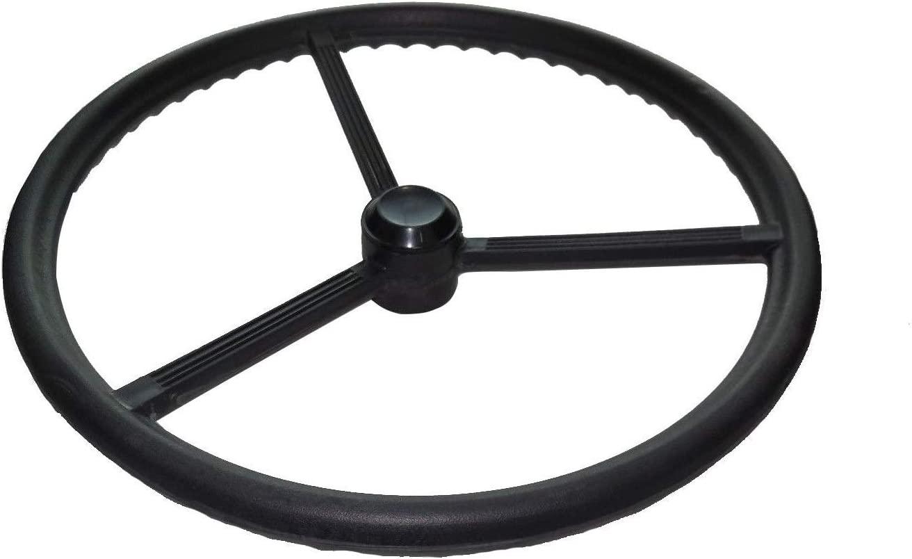 D6NN3600B New Splined centre Steering Wheel [Splined center] With Cap For Ford 801 900 901 8N Jubilee