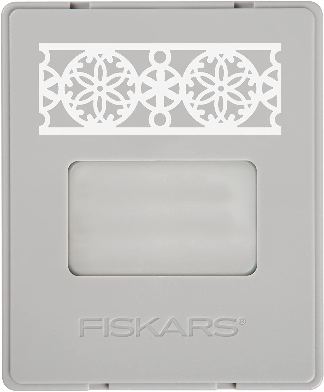 Fiskars Sand Dollar AdvantEdge Border Punch, Large Cartridge