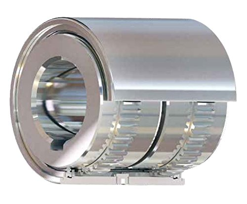 Lovejoy 69790436466 Steel CX 3 Coupling, 110 mm Bores, Keyway, 3.59