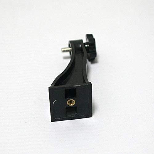 Cables Occus 1pcs 10.5cm x 4cm x 4cm Black Universal Binoculars Telescope Spotting Tripod Adapter - (Cable Length: Other, Color: Black)