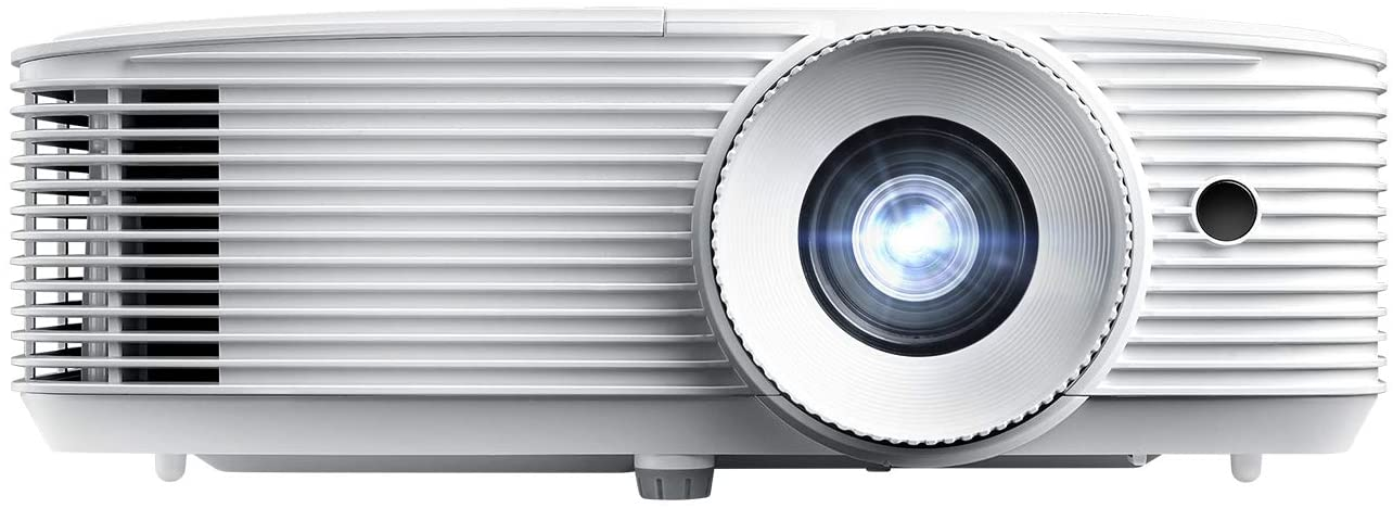 Optoma X412 XGA DLP Professional Projector   High Bright 4200 Lumens   Business Presentations, Classrooms, and Meeting Rooms   15,000 Hour Lamp Life   Speaker Built in