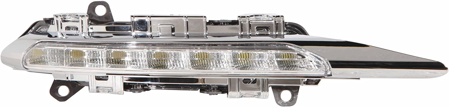 ACK Automotive Mercedes-Benz S Day Time Running Light Replaces Oem: 221 820 18 56 Passenger Side
