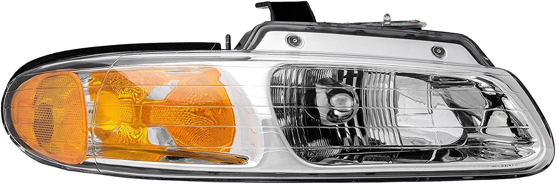 Dorman 1590421 Passenger Side Headlight Assembly For Select Chrysler / Dodge / Plymouth Models