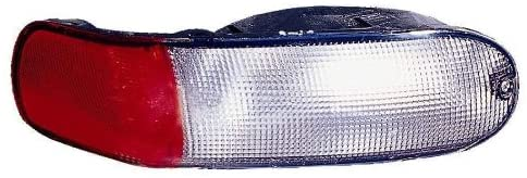 ACK Automotive Mitsubishi Eclipse Back Up Light Assembly Replaces Oem: MR496330 Passenger Side