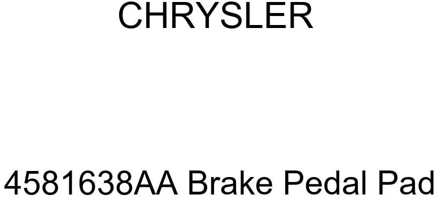 Chrysler Genuine 4581638AA Brake Pedal Pad