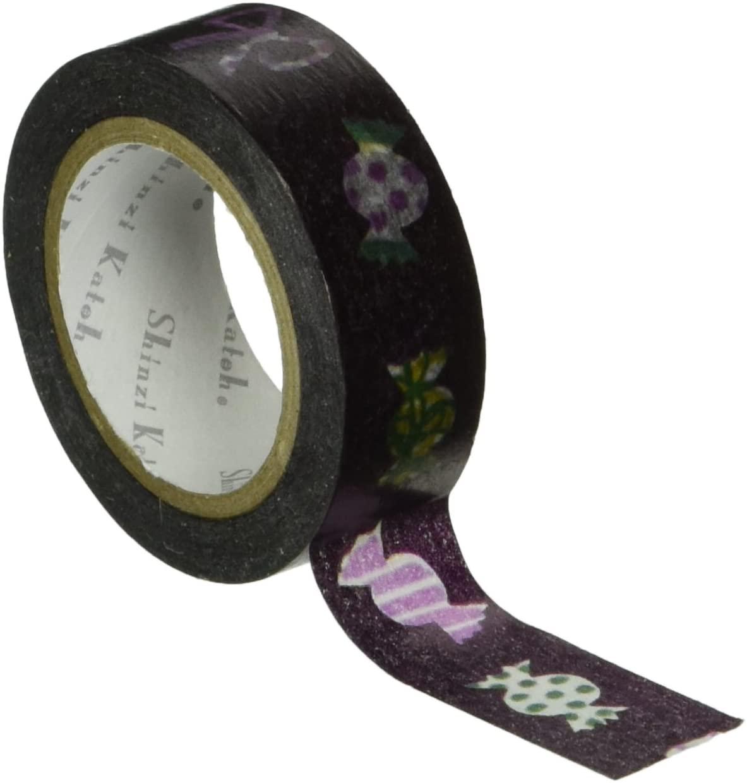 SealDO Ribbon Candy - Washi Tape - Made in Japan
