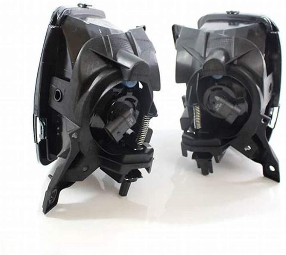US-JSM Fog Lamp Assembly Front OEM 68104820AB Fit for Dodge Ram 1500