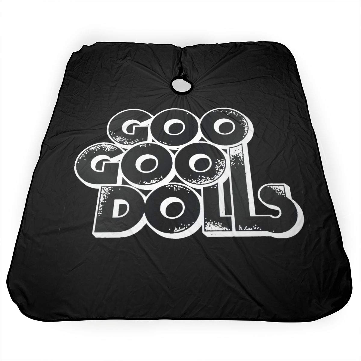 Goo Goo Dolls Salon Hair Styling Professional Barber Cape With Snap Closure For Hair Cutting Haircut Apron 55 x 66 In