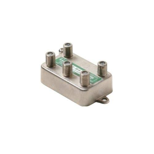 Steren 201-264, 4-Way 1 GHz 90 db Vertical RF Splitter (Pack of 145 pcs)