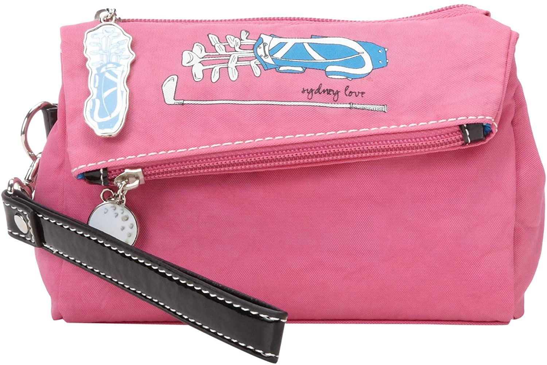Sydney Love Pink Golf Wristlet