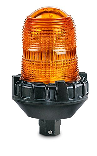 Federal Signal 151XST-012-024A Hazardous Location Strobe Warning Light, Single Flash, 3/4