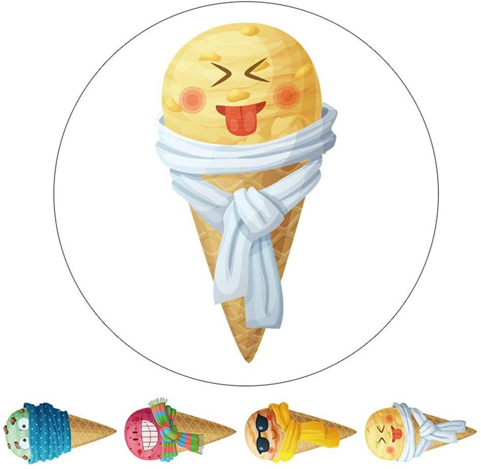 Alideco Decorative Craft Washi Masking Tape Japanese Paper Tape ScrapBook cute cone Calendar