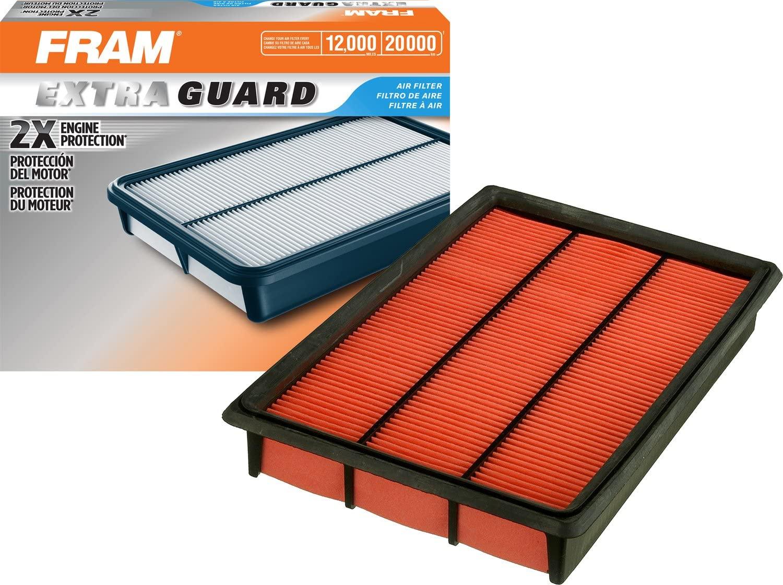 FRAM CA6849 Extra Guard Rigid Rectangular Panel Air Filter