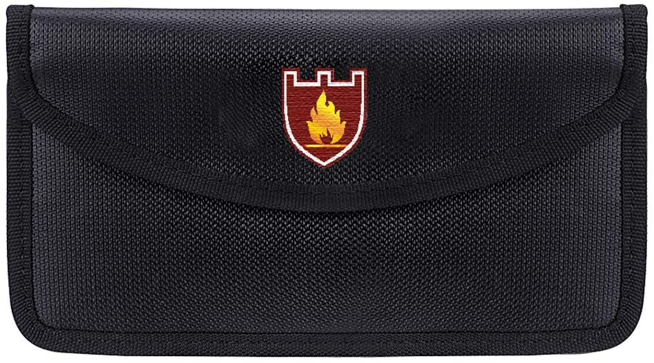 Fireproof Money Bag - 3.93×7.87