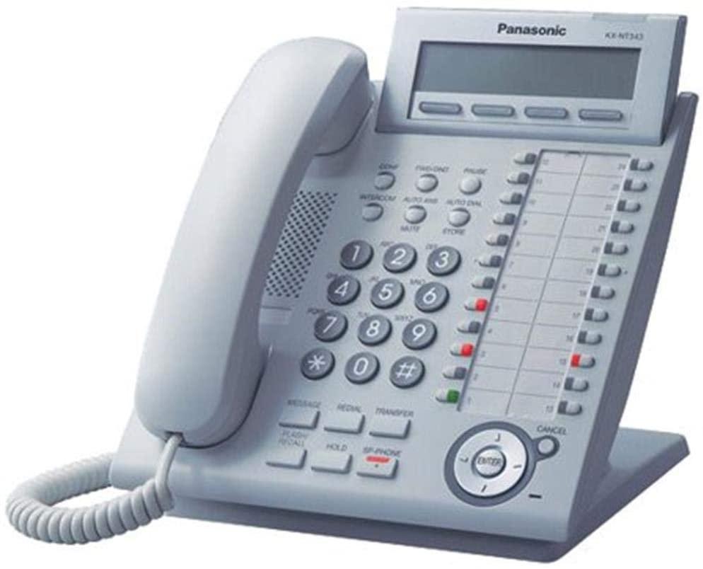 Panasonic KX-NT343 IP Phone White