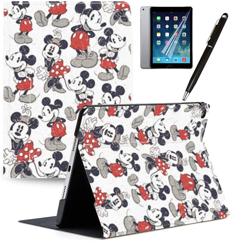 LOOKSEVEN iPad 10.2 Case iPad 7th Generation 10.2