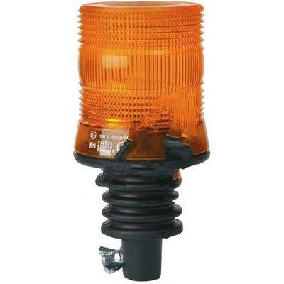 RS Pro 236341 Xenon Beacon Amber Flashing Flexi DIN 10 to 30 Vdc