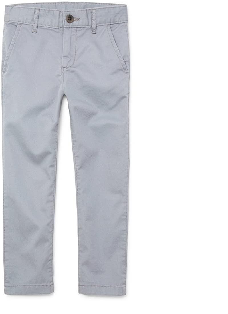 The Children's Place Boys' Skinny Uniform Chino Pants