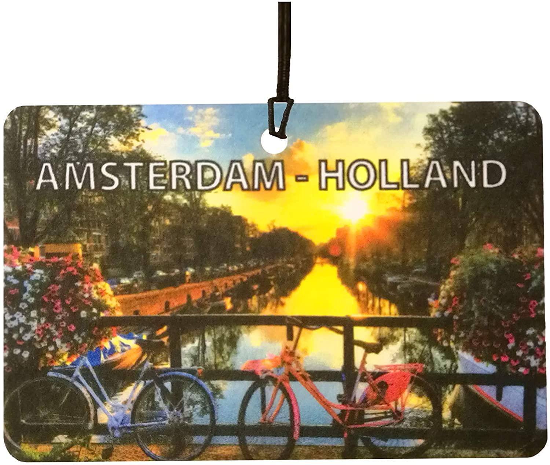Amsterdam - Holland Car Air Freshener