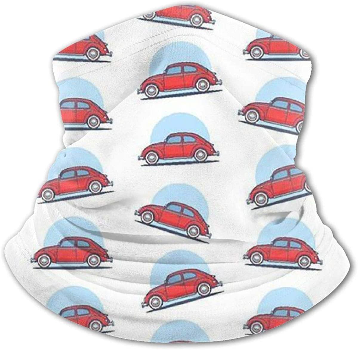 Cartoon Car Headwear For Girls And Boys, Head Wrap, Neck Gaiter, Headband, Tenn Fishing Mask, Magic Scarf, Tube Mask, Face Bandana Mask For Camping Running Cycling