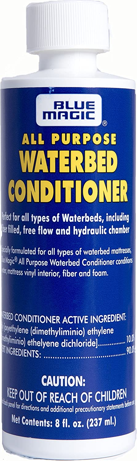 Blue Magic All Purpose Waterbed Conditioner, 8 fl oz (237 ml)