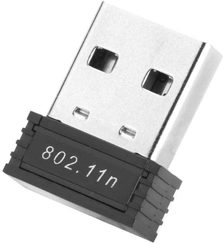 Ccylez Wireless USB Adapter,150M Mini USB 2.0 WiFi USB Adapter Dongle Wireless Network Card Receiver for Desktop Laptop,Wireless Network Card,WiFi Dongle Network Card Receiver Adapter