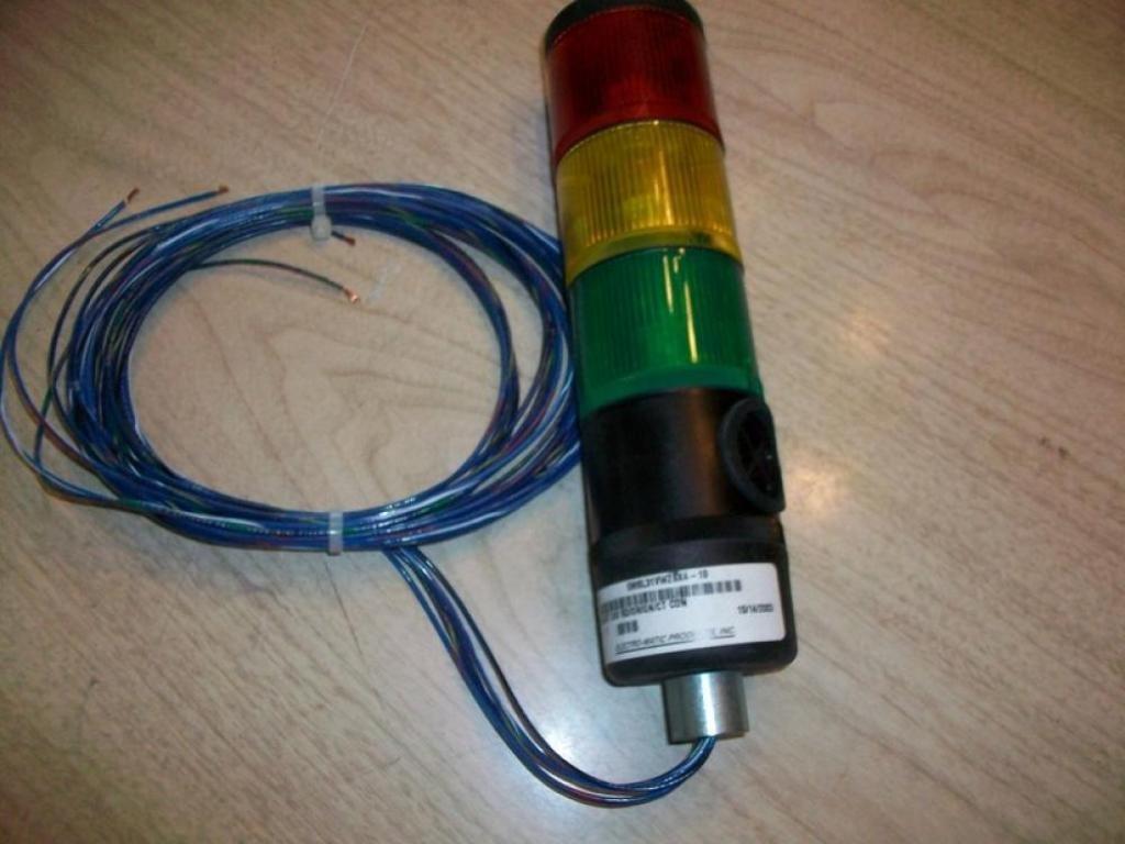 Electro-Matic EMSL31VWZSX410 Stack Light EMSL31VWZSX4-10