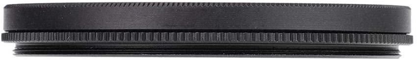 Bigking CPL Filter,Optical Glass Aluminum Frame Ultra Slim HD CPL Filter Accessory for DSLR(Black)
