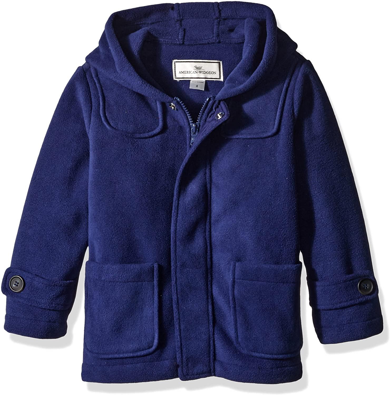 Widgeon Boys' Fleece Hooded Coat